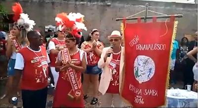 Cordão carnavalesco Espalha Samba é atração neste sábado de carnaval em Barretos (O Diário de Barretos Online)