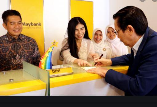 Alamat Lengkap dan Nomor Telepon Kantor Bank MAYBANK di Aceh