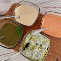 Sosy do mięs i warzyw - 4 proste przepisy