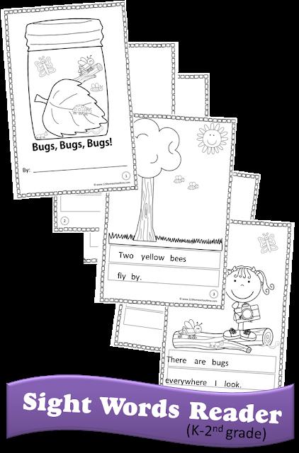 first-grade-sight-words-sentences-bugs-emergent-readers
