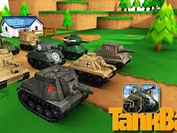 Tank Battle, Game Hardcore dengan Visual Sederhana