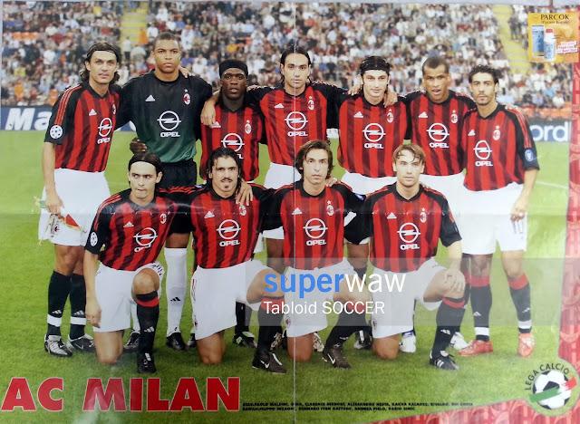 AC Milan 2002