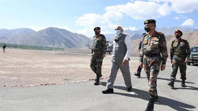modi-visits-ladakh-region