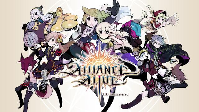 The Alliance Alive HD Remastered (Switch): confira o trailer de lançamento