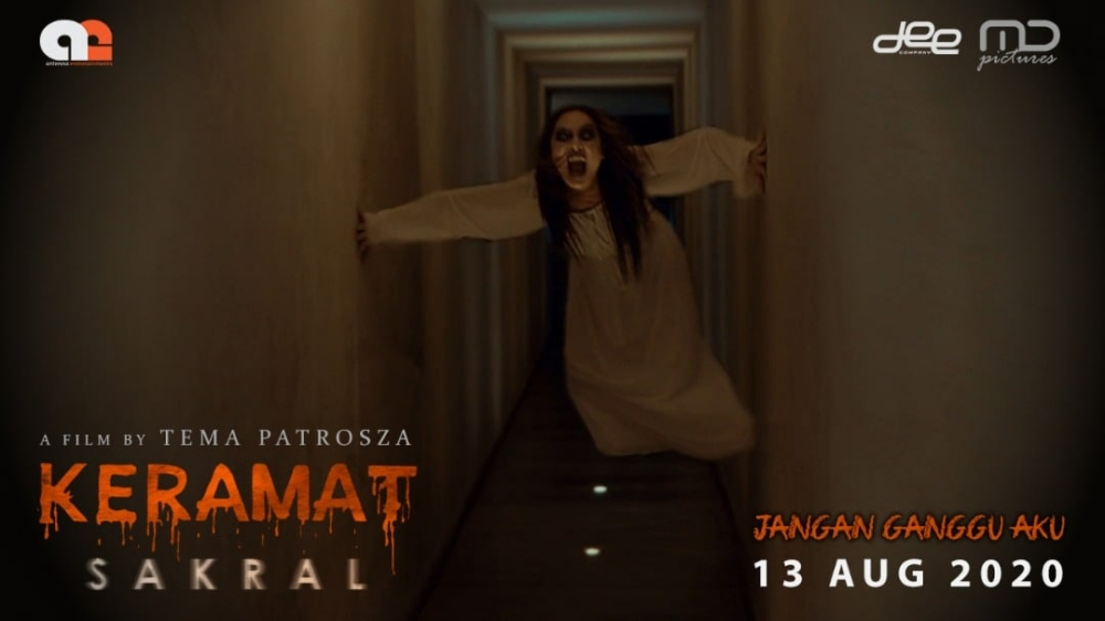 Sakral: Keramat, Movie Review by Rawlins, Horror, Indonesia, Rawlins GLAM, Rawlins Lifestyle,MahaMahu
