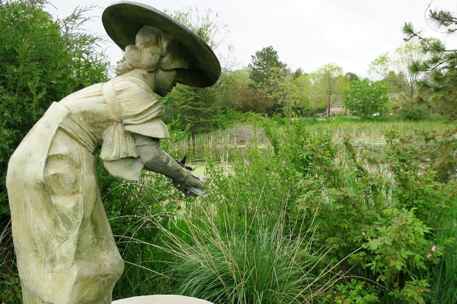 living rootless  colorado  loveland  benson sculpture garden
