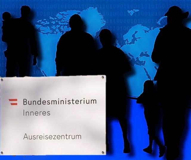 النمسا: وزير الداخلية يأمر بنزع لافتات مركزي الترحيل