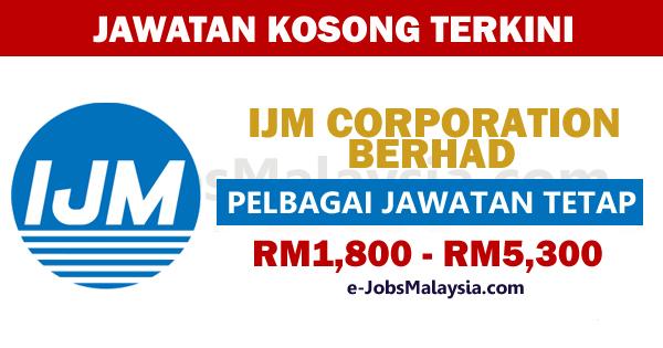 IJM Corporation Sdn Bhd