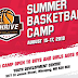 UPDATED: Thrive Athletics Basketball Camp Set for Aug 15-17, 2018 for Boys and Girls Ages 9-16 at New YDC Gym