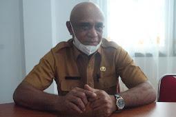 Lamek Maniagasi Komitmen Kawal Disiplin ASN di Pemkab Waropen