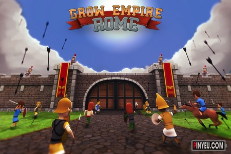 Grow Empire: Rome Mod Unlimited Coins