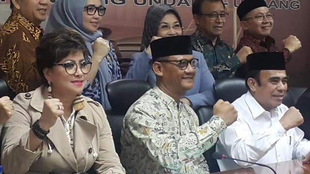 Komite 3 Bersama Menteri Agama RI