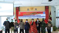 Kunjungi Samosir, Kepala BNNP Sumut: Narkoba Ancaman Kehidupan Berbangsa