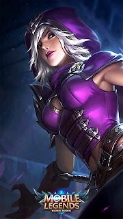 Natalia Glass Blade Heroes Assassin of Skins Rework V3