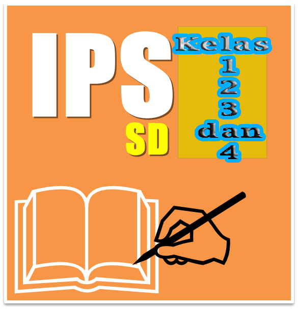 Download Free Buku IPS kelas 1, 2, 3, dan 4 lengkap