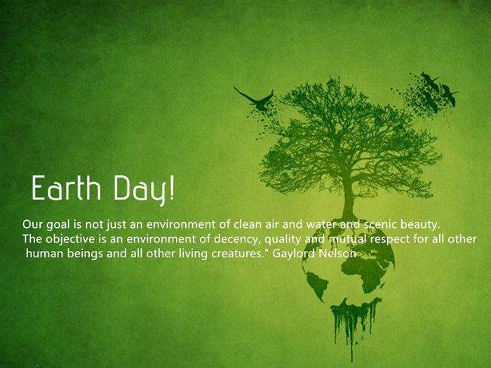 Earth Day Wishes for Whatsapp