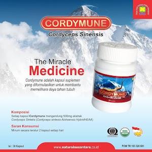 Cordymune Kapsul