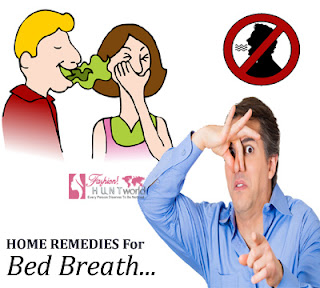 Home Remedies How To Avoid Bad Breath - Causes, Treatments & Prevention