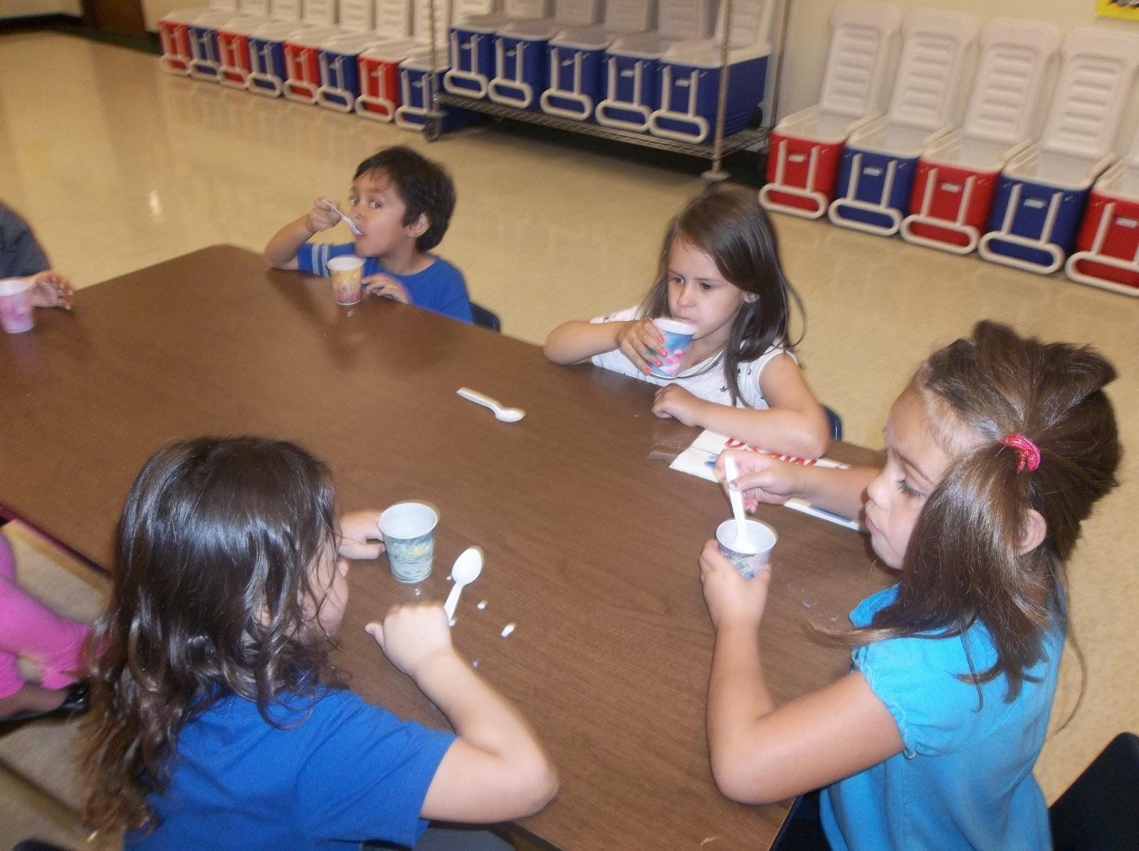 Kinder Garden: Mrs. Wood's Kindergarten Class: Cow Glyph
