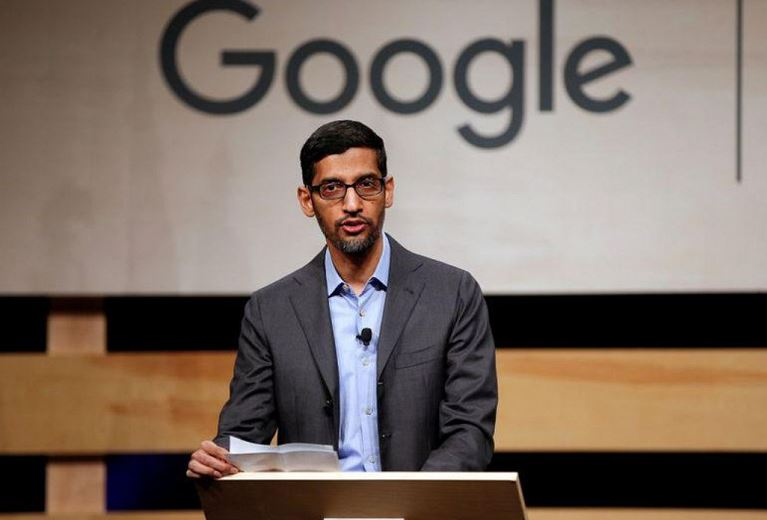 Alphabet CEO will receive $ 240 million share premium