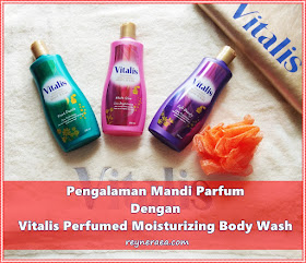 review vitalis perfumed moisturizing body wash