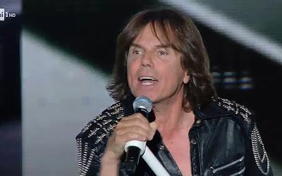 cantante Europe oggi invecchiato Arena Suzuki 60 70 80 Verona 25 settembre