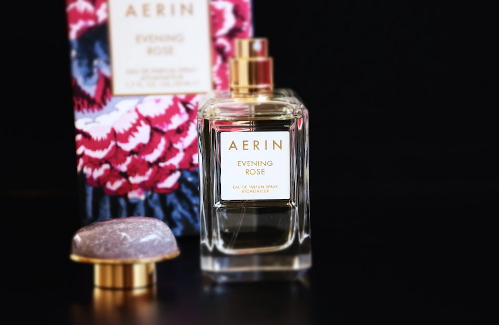 aerin parfum evening rose avis test