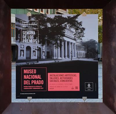 Oviedo. Premios Princesa de Asturias, Comunicación y Humanidades: Museo del Prado