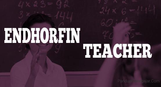 Endhorfin teacher, kebahagiaan guru