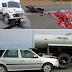 Casa  Nova: Colisão de moto com caminhão pipa resulta em morte de motoqueiro