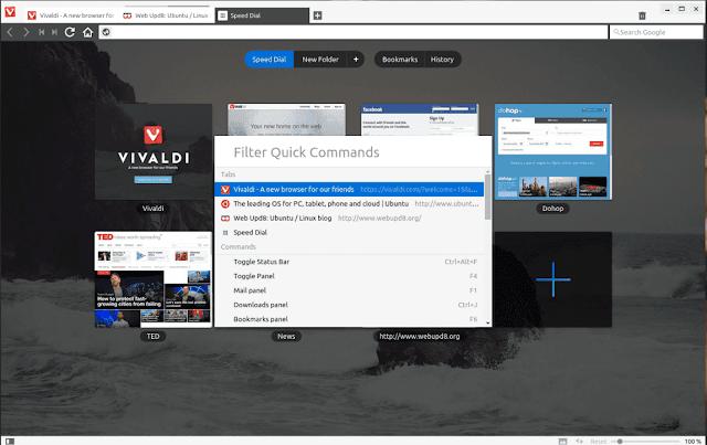 تحميل Vivaldi للكمبيوتر من الموقع الرسمي