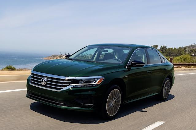 2022 Volkswagen Passat Review