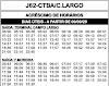 Horário de ônibus J62 CURITIBA / CAMPO LARGO 2020
