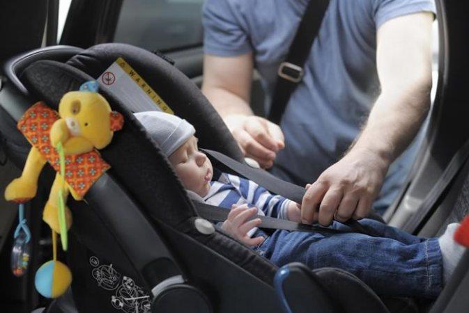 Preparar el portabebés para la llegada de tu hijo