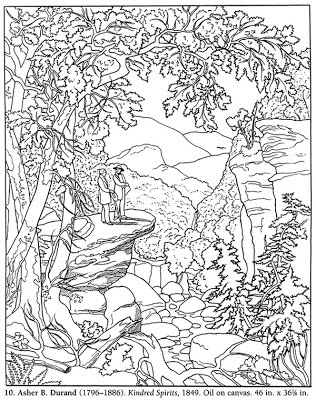 Scribbleprints: Art With Kids: Coloring Pages