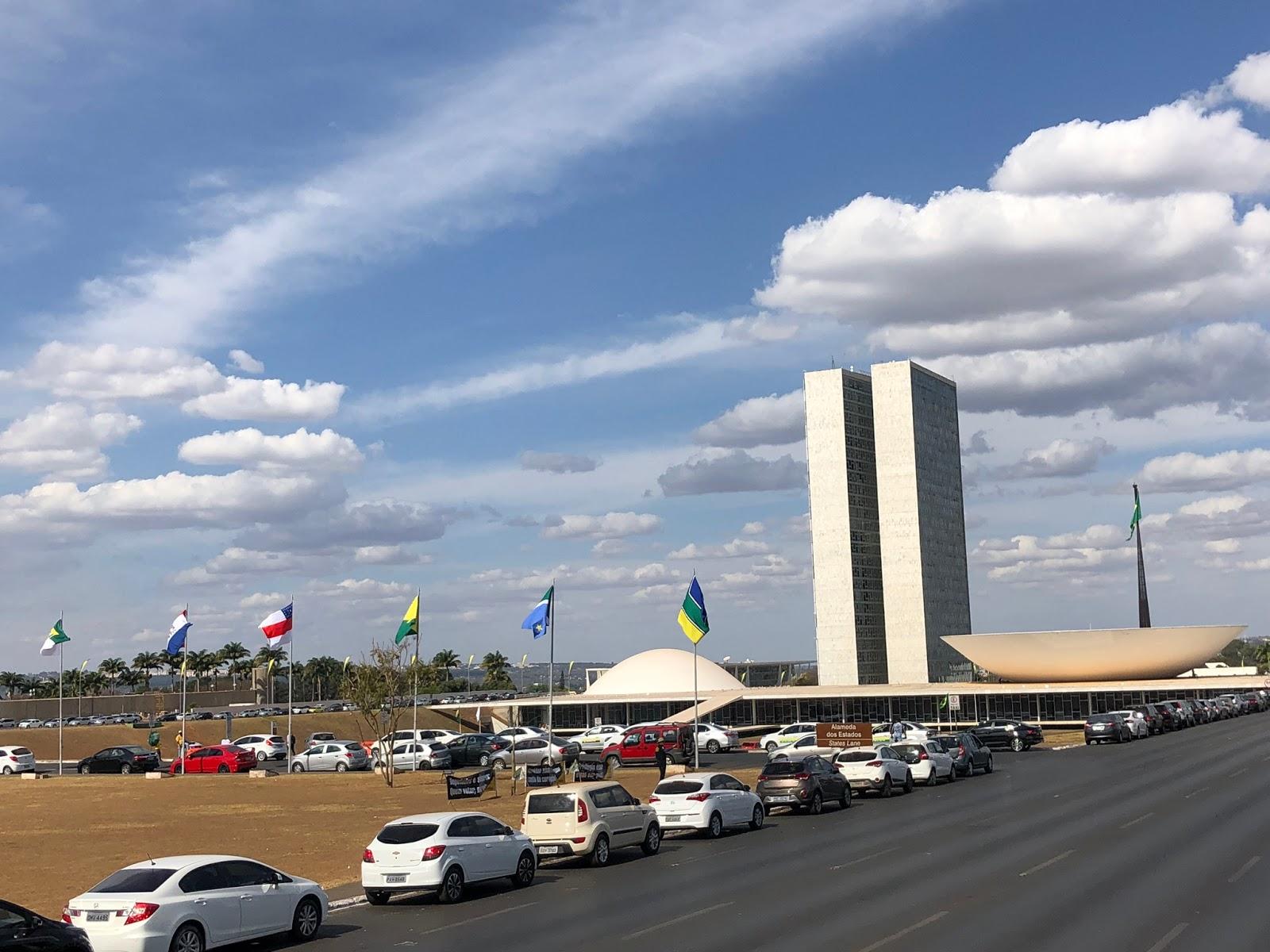 Tarde de Passeio em Brasília com a Secretaria de Turismo