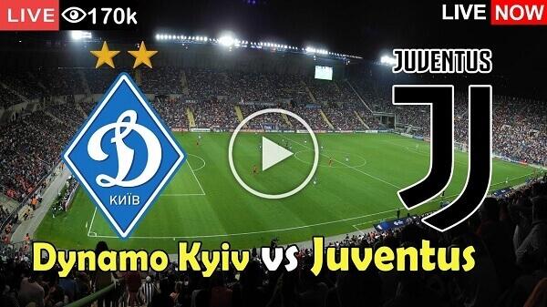 مشاهدة مباراة دينامو كييف ويوفنتوس بث مباشر دوري أبطال أوروبا dinamo kiev vs juventus