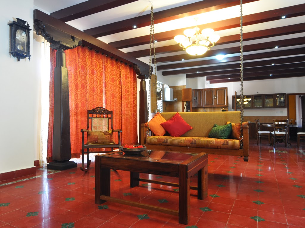 Home Tour Komala Krishna S Charming Chettinad Style Home In Bangalore The Keybunch Decor Blog