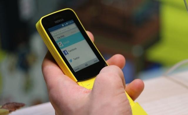 Nokia Pisang 8110 Reborn dan Spesifikasi Lengkapnya