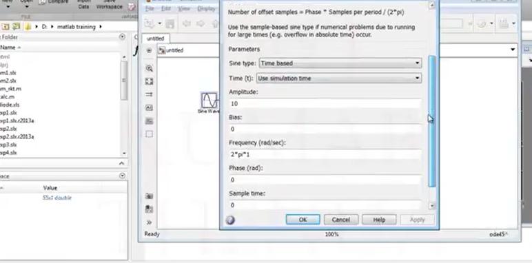 Analog Low Pass Filter Lpf Design In Simulink Matlab Programming