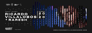 Ricardo Villalobos + RARESH ¡EN VIVO! en Bogota