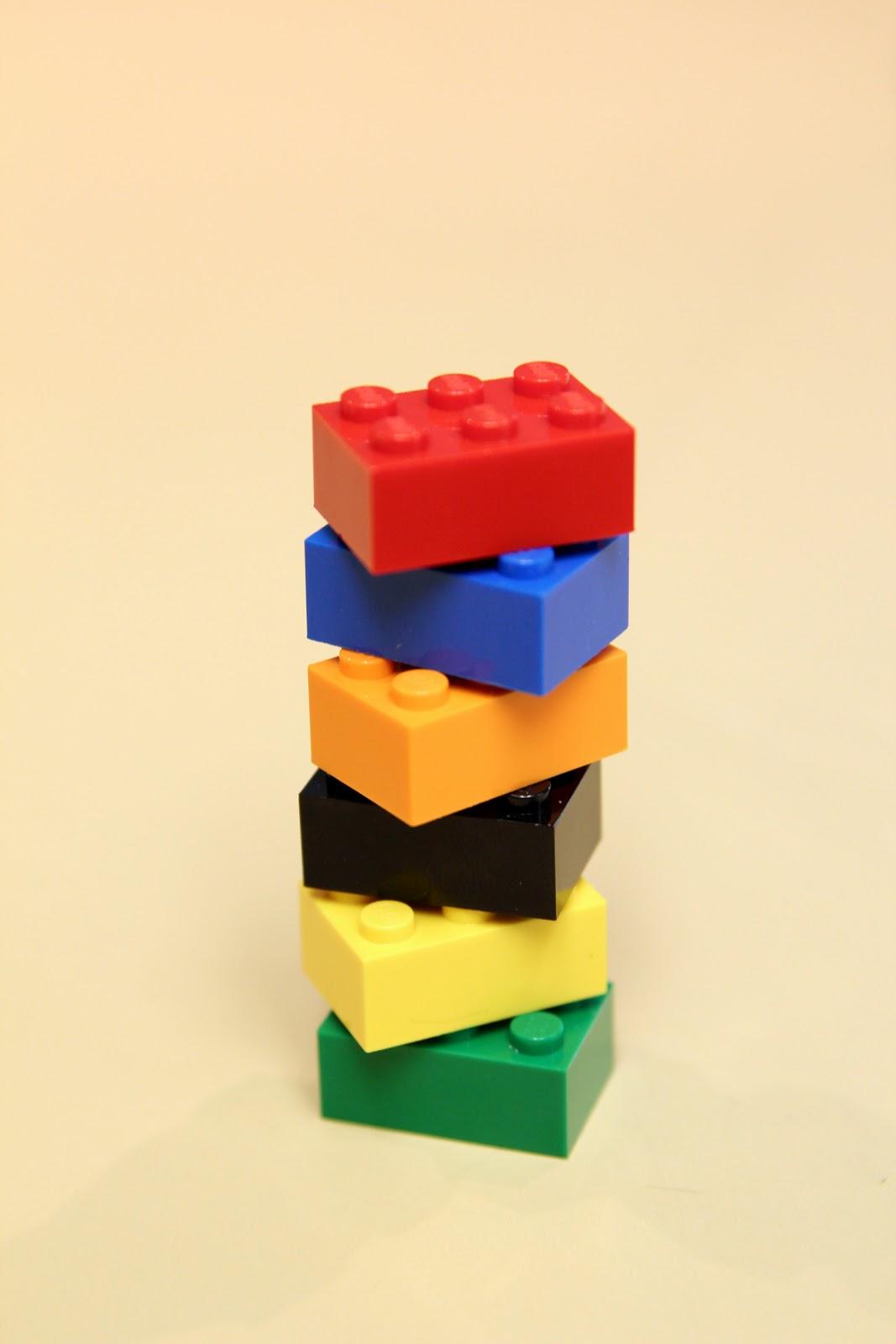 Lego Cake - Jessica Harris Cake Design