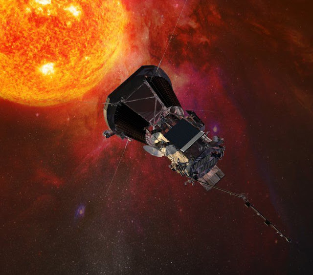 من الارض إلى الشمس : هل ستذهب ناساً حقاً إلى الشمس ؟