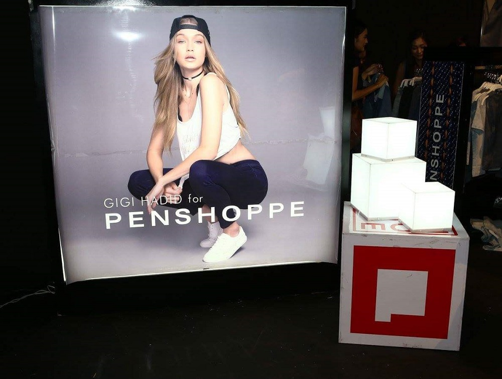Gigi Hadid x Penshoppe, Penshoppe Denimlab, Penshoppe Power Stretch Jeans, Manila fashion party, Denimlab DIY Bar