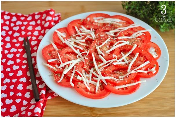 carpaccio de tomate dica