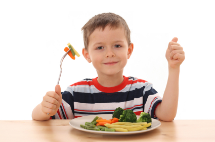 Guiding Healthy Food Habits