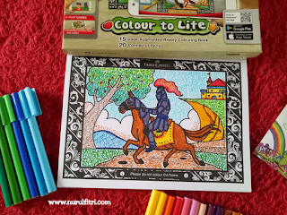 ciptakan waktu berkualitas bersama faber castell colour to life