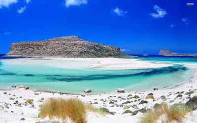 4 Beautiful Beaches on Crete, Greece: Balos Beach