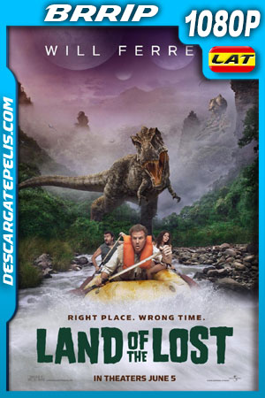 La tierra perdida (2009) 1080p BRrip Latino – Ingles