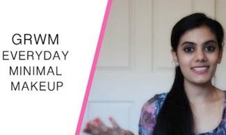 GRWM   Everyday minimal make-up